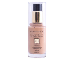 FACEFINITY ALL DAY FLAWLESS 3 IN 1 foundation #85-caramel
