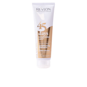 45 DAYS conditioning shampoo for golden blondes 275 ml