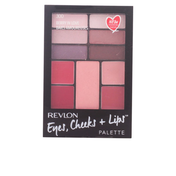 PALETTE eyes, cheeks + lips #300-berry in love
