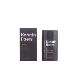 KERATIN FIBERS hair fibers#light brown 12,5 gr