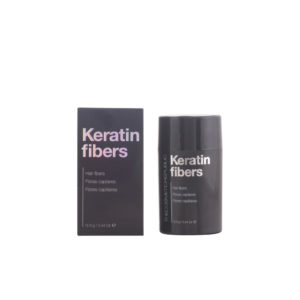KERATIN FIBERS hair fibers #dark blond 12,5 gr