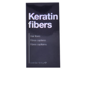 KERATIN FIBERS hair fibers #white 12,5 gr