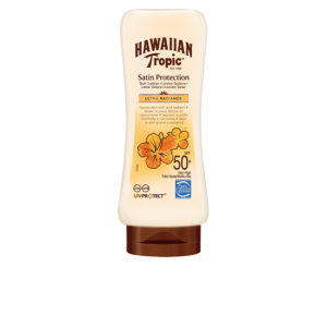 SATIN ultra radiance sun lotion SPF50+180 ml