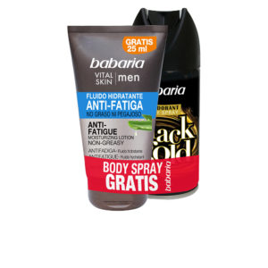 BABARIA MEN VITAL SKIN ANTIFATIGA SET 2 pz