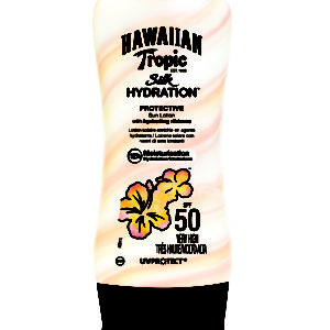 SILK sun lotion SPF50 180 ml