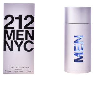 212 NYC MEN edt spray 100 ml