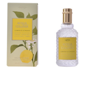 ACQUA cologne LEMON & GINGER edc splash & spray 50 ml