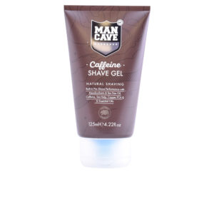 CAFFEINE SHAVE gel natural shaving 125 ml
