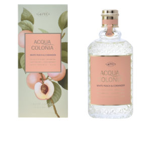 ACQUA cologne WHITE PEACH & CORIANDER splash & spray 170 ml