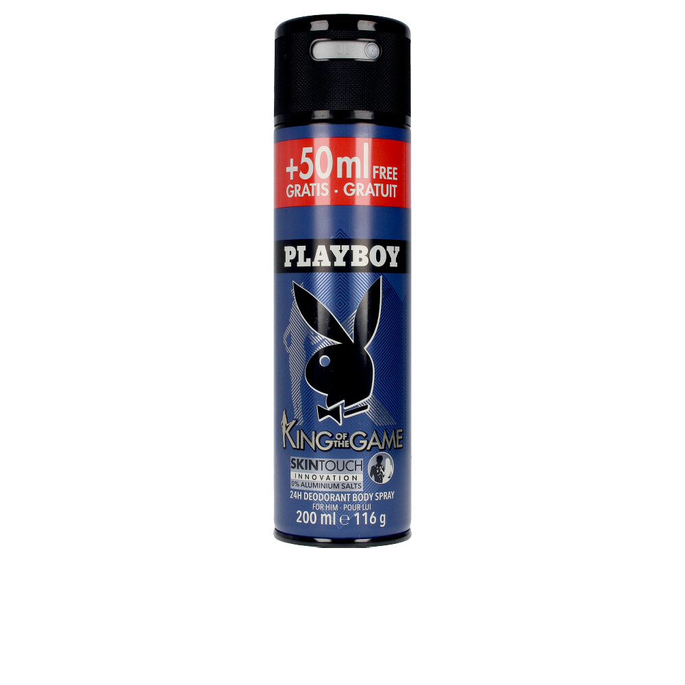 KING OF THE GAME deo spray 150 ml