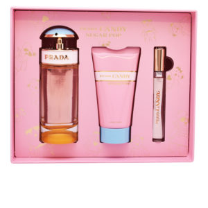 PRADA CANDY SUGAR POP LOTE 3 pz