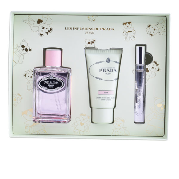 INFUSION ROSE LOTE 3 pz