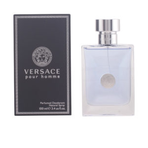 VERSACE POUR HOMME perfumed deo spray 100 ml