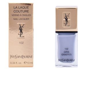 LA LAQUE COUTURE #102-gris graffiti 10 ml
