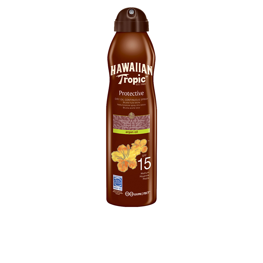 ARGAN OIL bruma SPF15 spray 177 ml