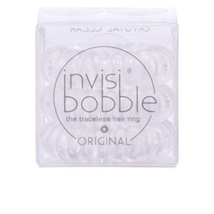 INVISIBOBBLE #crystal clear 3 uds