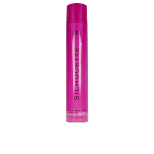 SILHOUETTE color brilliance hairspray 500 ml